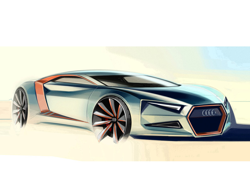 Exelent Car Sketch Site Gallery - Electrical Diagram Ideas - itseo.info
